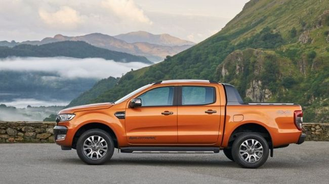 2018 ford ranger release date price specs interior. Black Bedroom Furniture Sets. Home Design Ideas