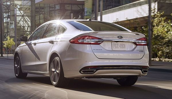 2017 Ford Fusion Price and Release date1
