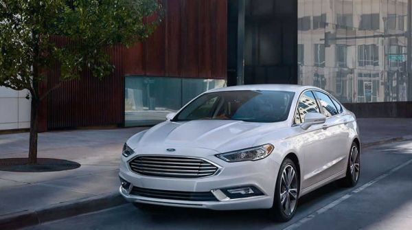 2017 Ford Fusion Price and Release date6
