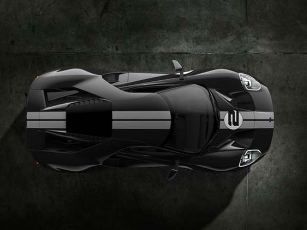 2017 Ford GT1