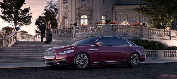 2017 Lincoln Continental Price1