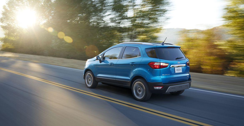 2018 Ford EcoSport8
