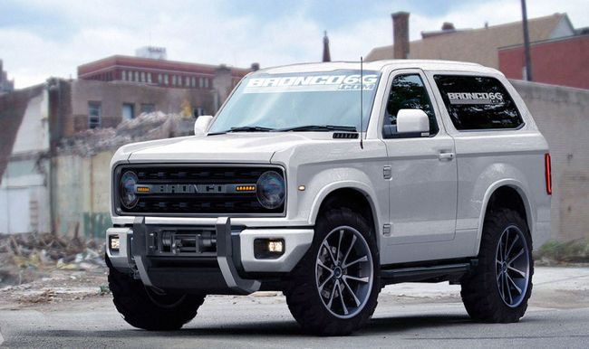 2018 Ford Bronco2