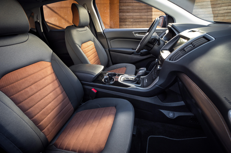 2018 ford edge sel release date price specs design interior. Black Bedroom Furniture Sets. Home Design Ideas