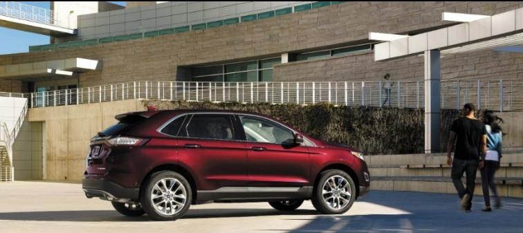 2018 Ford Edge SEL3