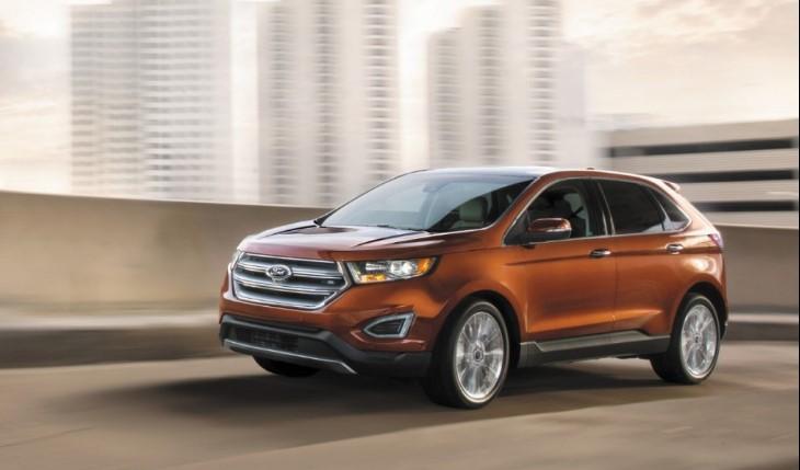 2018 Ford Edge SEL4