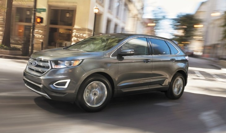 2018 Ford Edge SEL * Release date * Price * Specs * Design ...