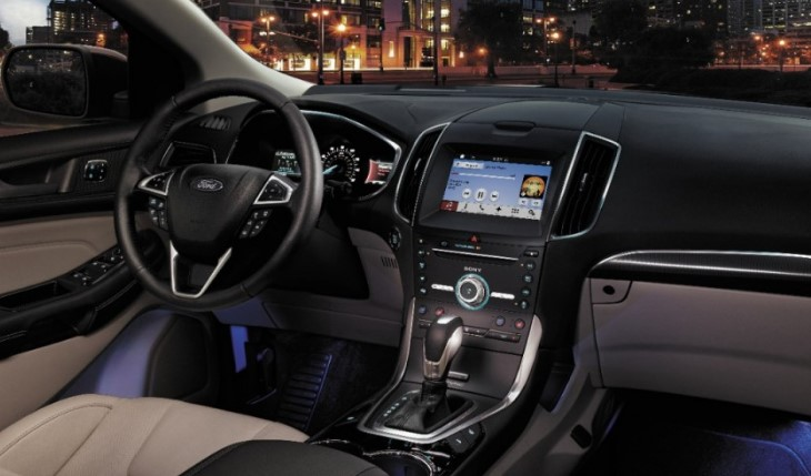 Ford Edge Limited >> 2018 Ford Edge SEL * Release date * Price * Specs * Design * Interior