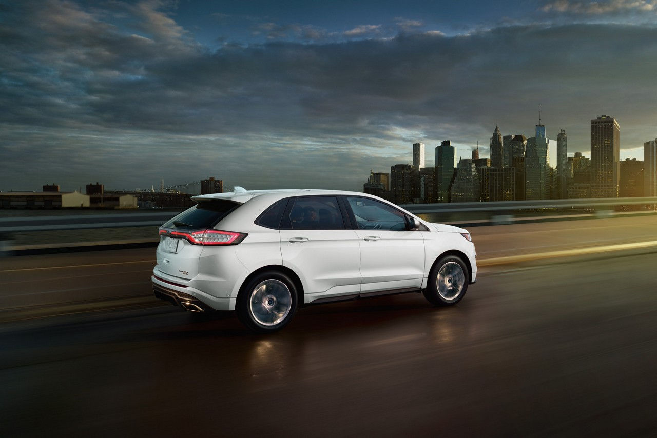 2018 ford edge titanium price release date specs for Ford edge motor oil type