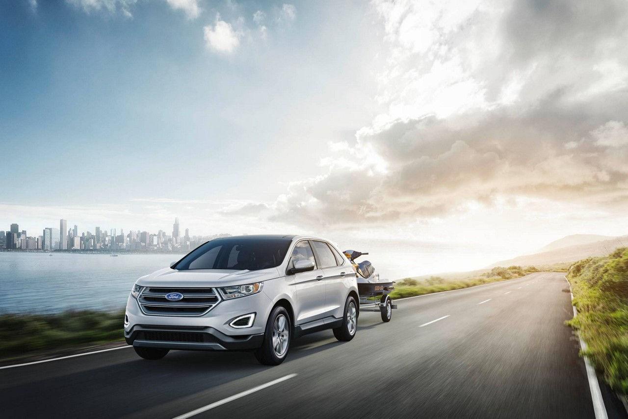 2018 Ford Edge Titanium Price Release Date Specs