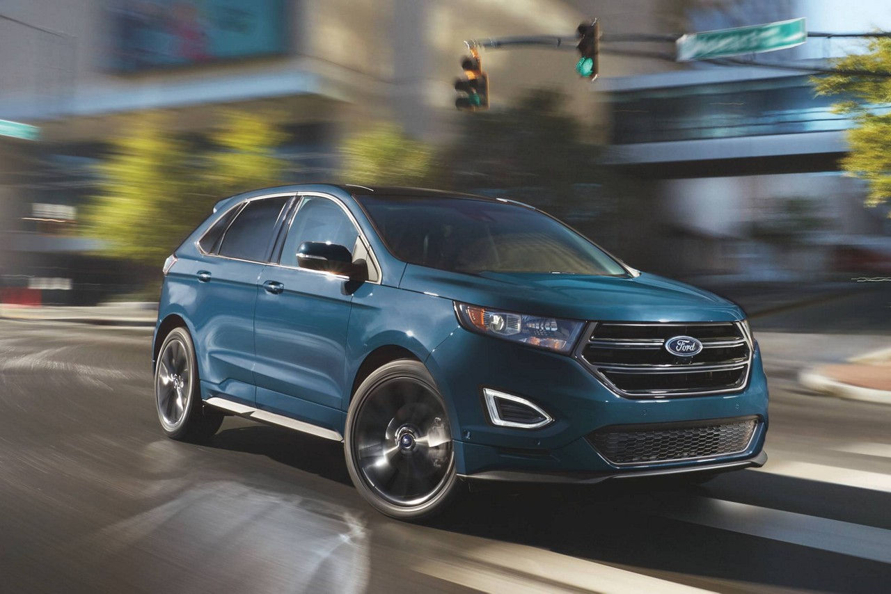 2018 ford edge titanium price release date specs. Black Bedroom Furniture Sets. Home Design Ideas