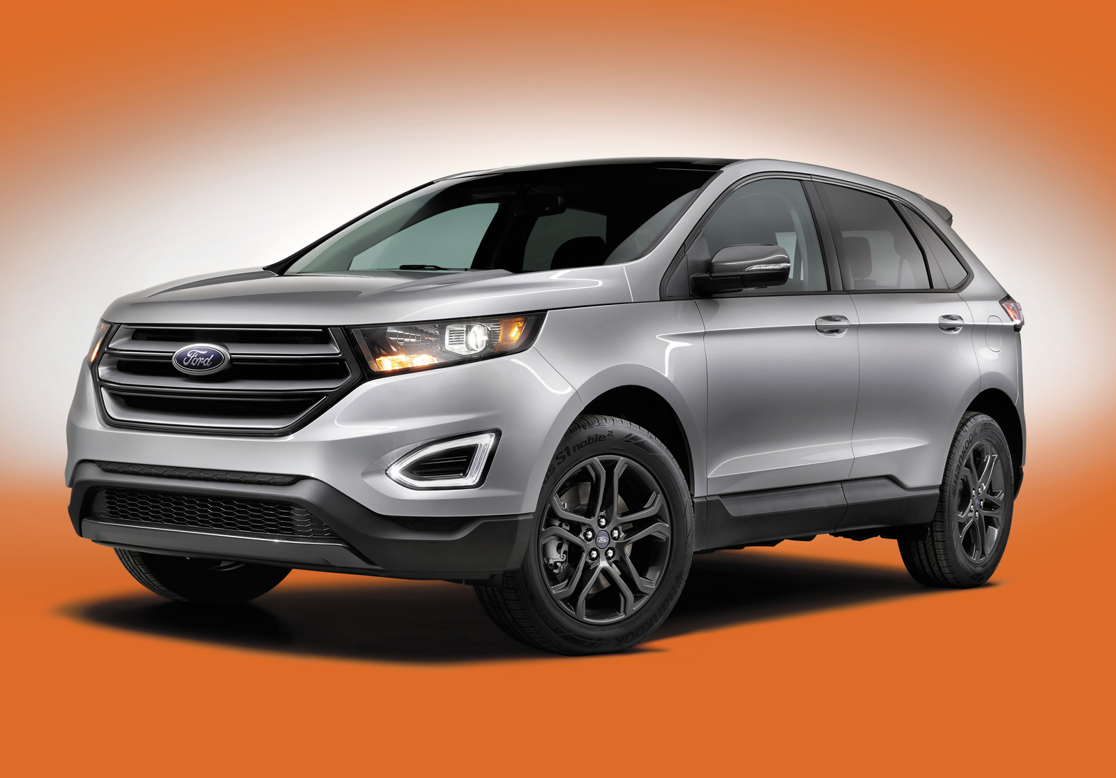 Ford Edge Sel Sport Appearance Package
