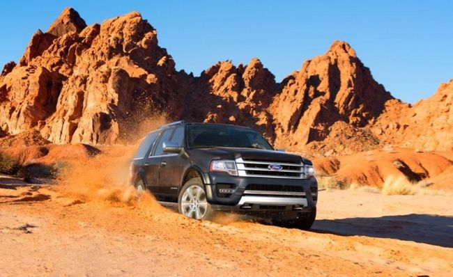 2018 Ford Excursion5