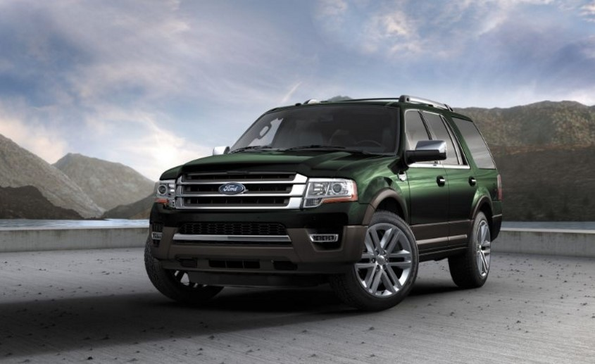 2018 Ford Excursion6