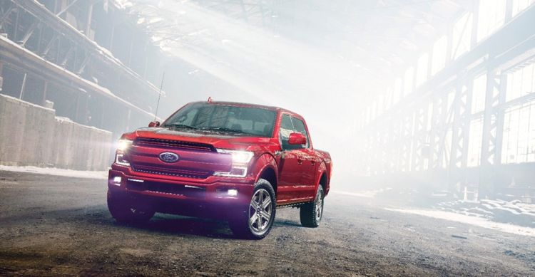 2018 Ford F-150a