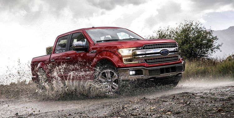 2018 Ford F-150d