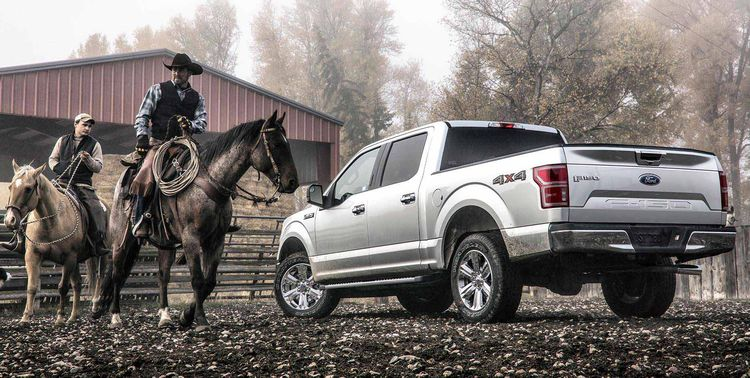 2018 Ford F-150h