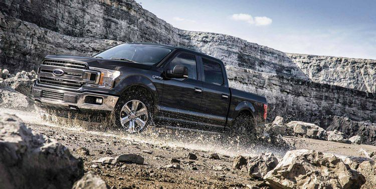 2018 Ford F-150k