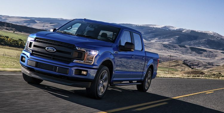 2018 Ford F-150m