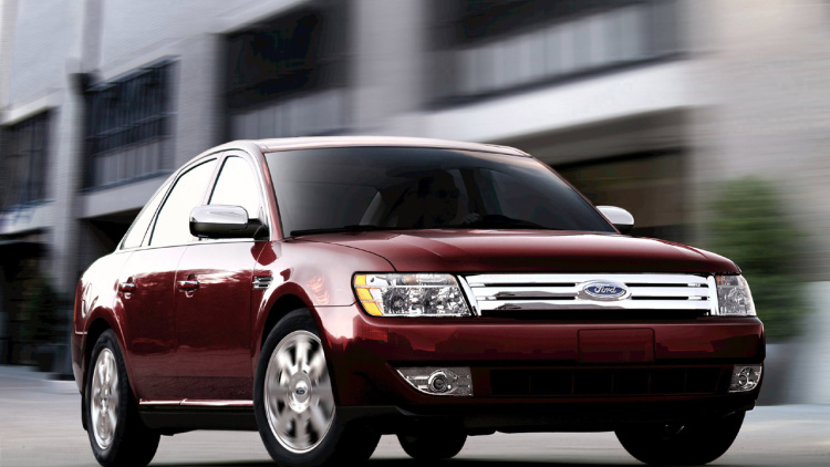 2018 Ford Five Hundred * Price * Release date * Design