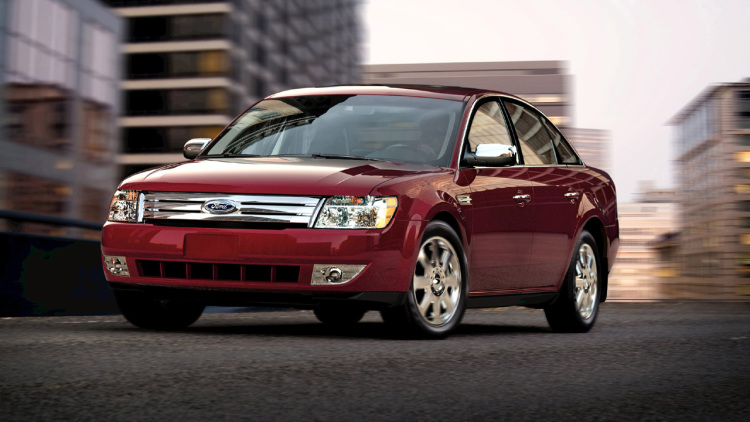 2018 Ford Five Hundred6