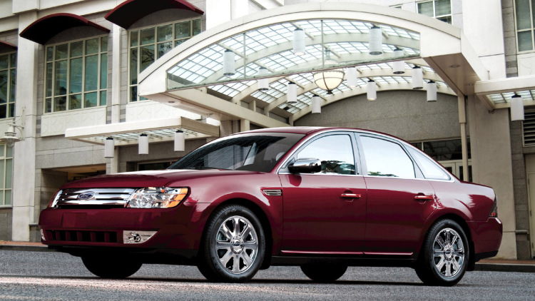 2018 Ford Five Hundred7