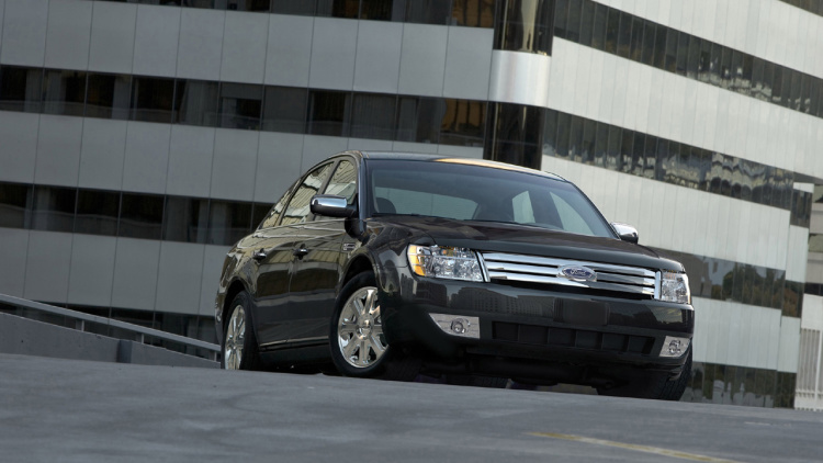 2018 Ford Five Hundred8
