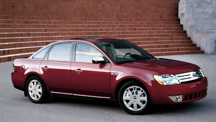 2018 Ford Five Hundred9