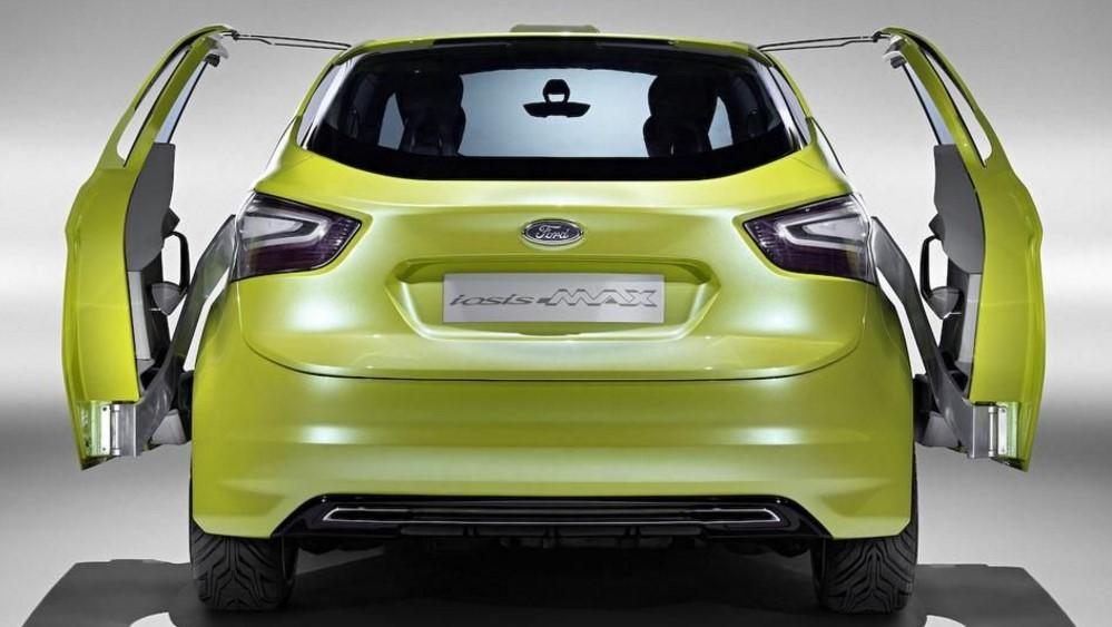 2018 Ford iosisMAX4