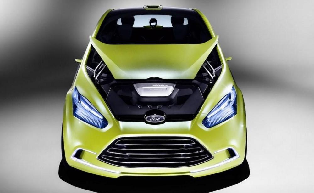 2018 Ford iosisMAX6