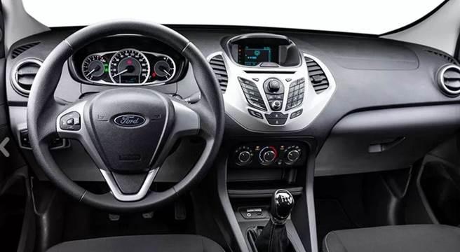 2018 Ford Ka+b