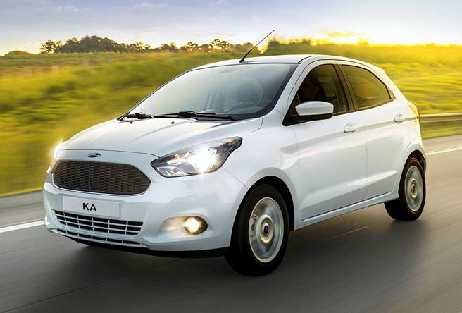 2018 ford ka price specs release date design. Black Bedroom Furniture Sets. Home Design Ideas