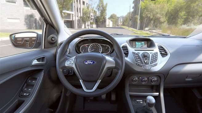 2018 Ford Ka+h