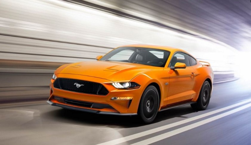 2018 Ford Mustang Convertible2