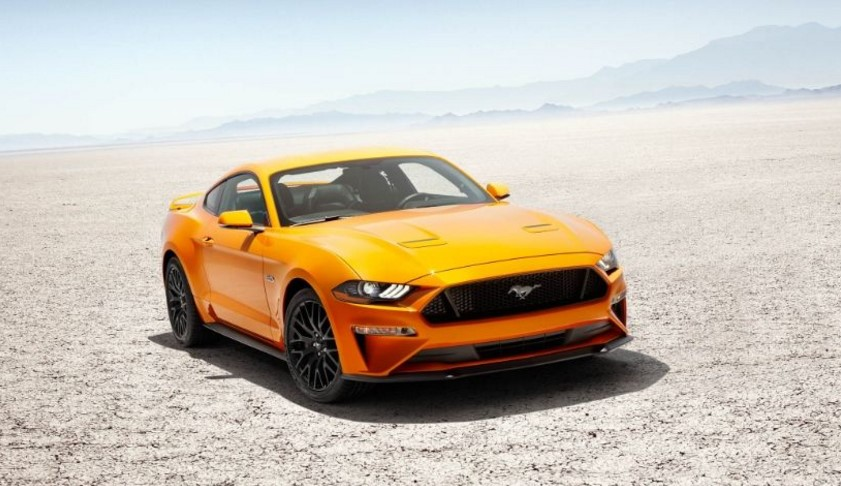 2018 Ford Mustang Convertible6