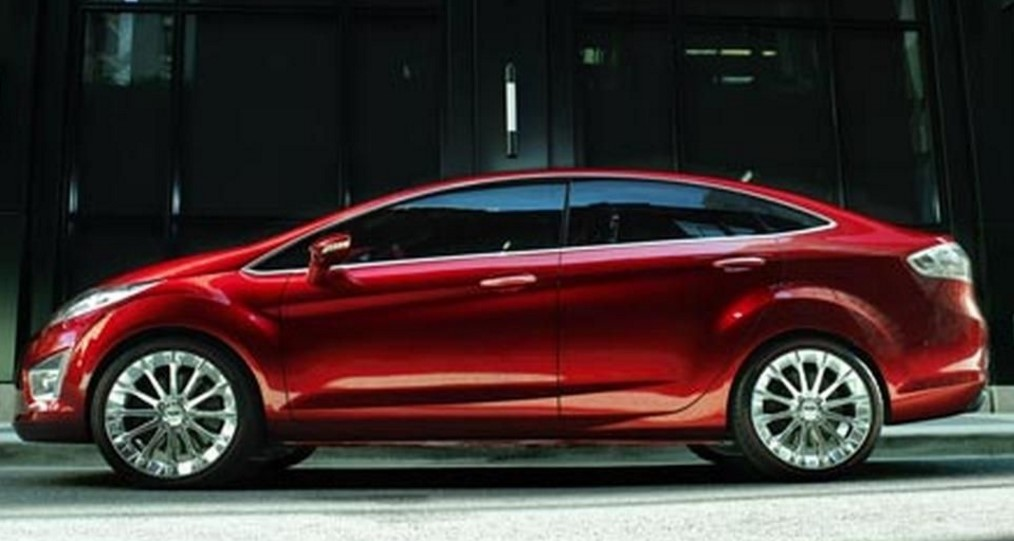 2018 Ford Verve