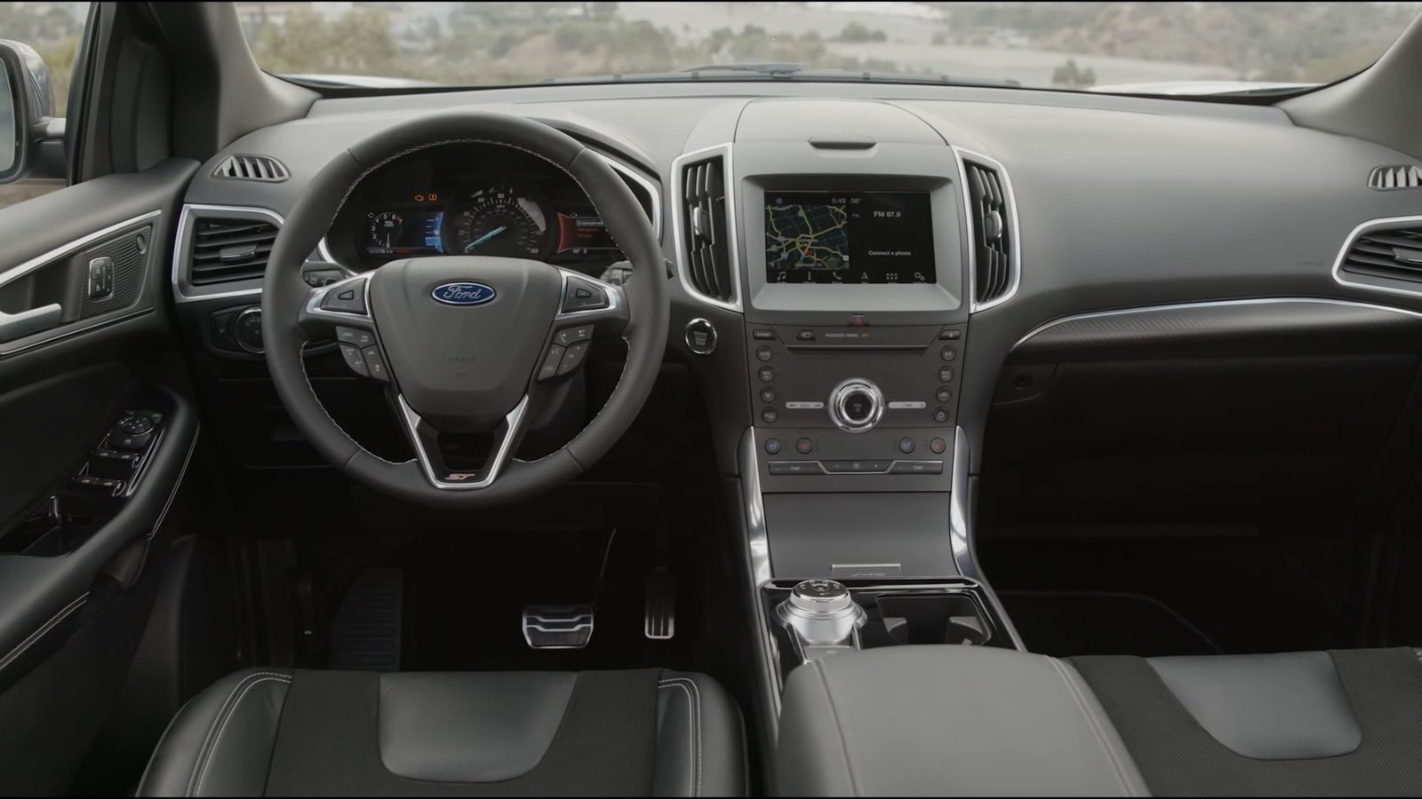 2019 Ford Edge Price Release Date Specs Interior Design Review