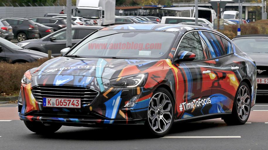 2019 Ford Focus Sedan