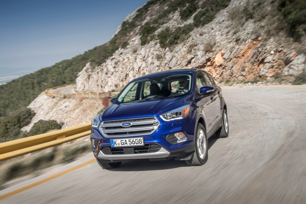 2019 Ford Kuga Release date * Price * Specs * Design ...