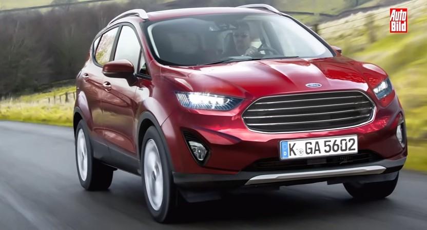 2019 Ford Kuga7