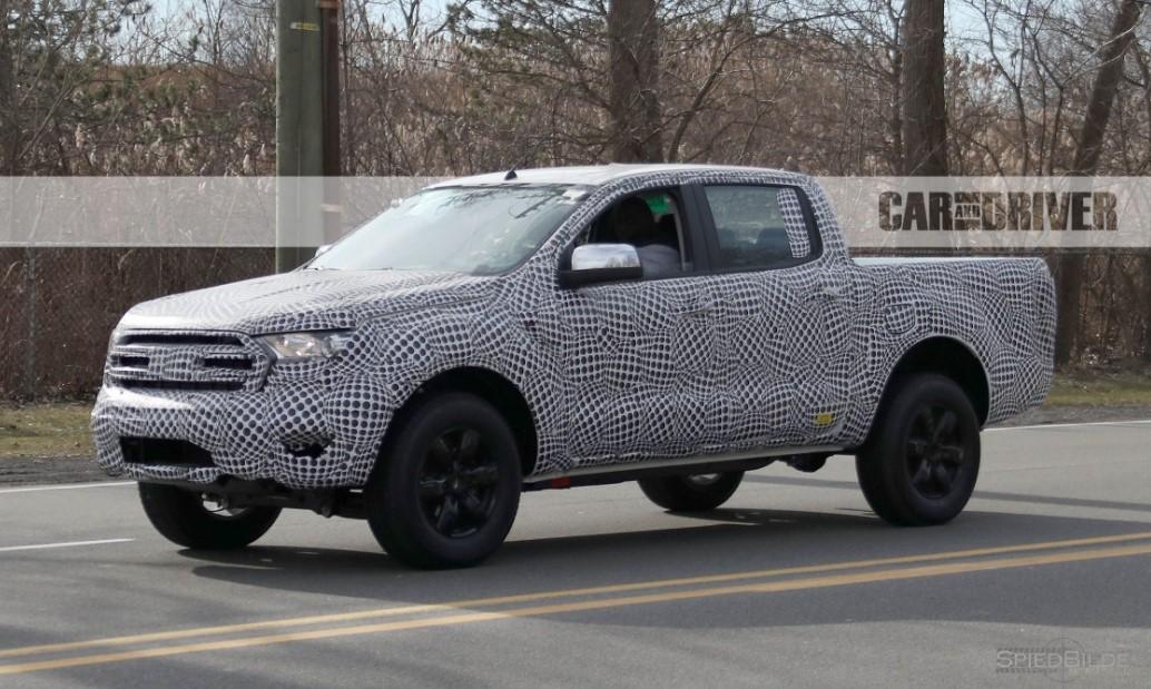2019 Ford Ranger3