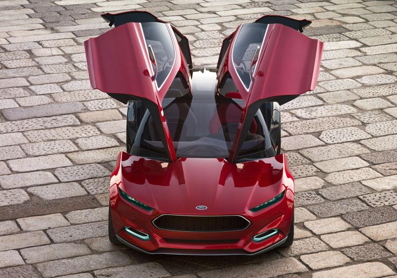 Ford Evos Concept1