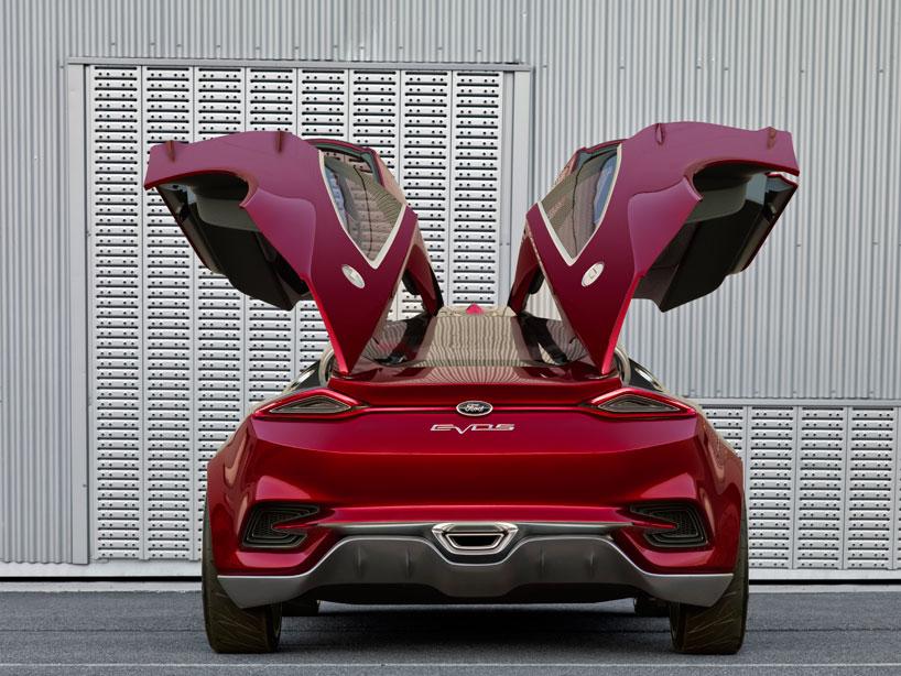 Ford Evos Concept2