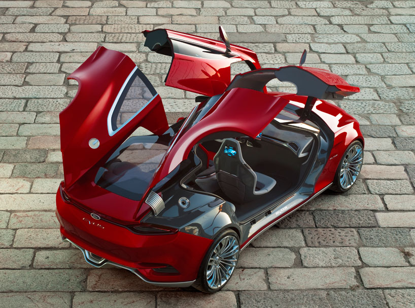 Ford Evos Concept3