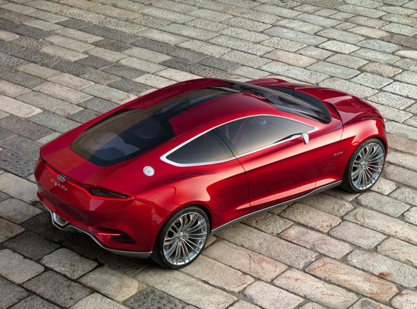 Ford Evos Concept4
