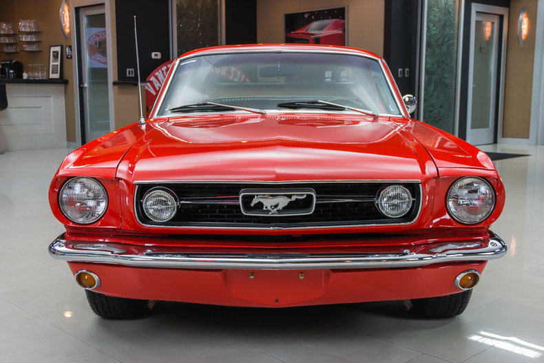 Ford Mustang K-Code4