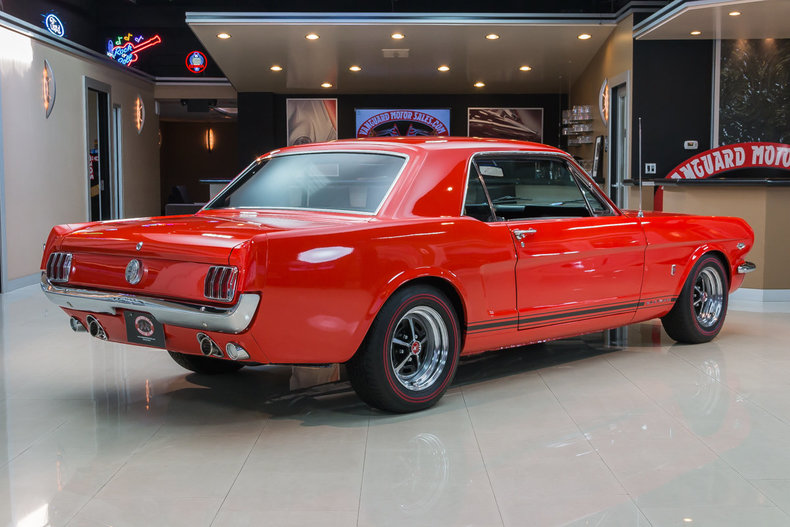 Ford Mustang K-Code6