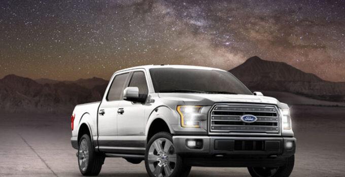 2016 Ford Lobo Price