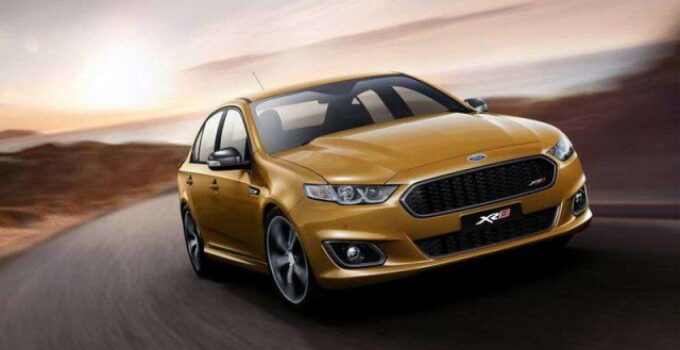 2017 Ford Falcon Price and Release date