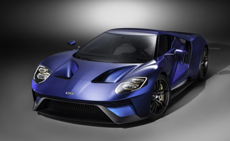 Ford Gt New Gt Hypercar